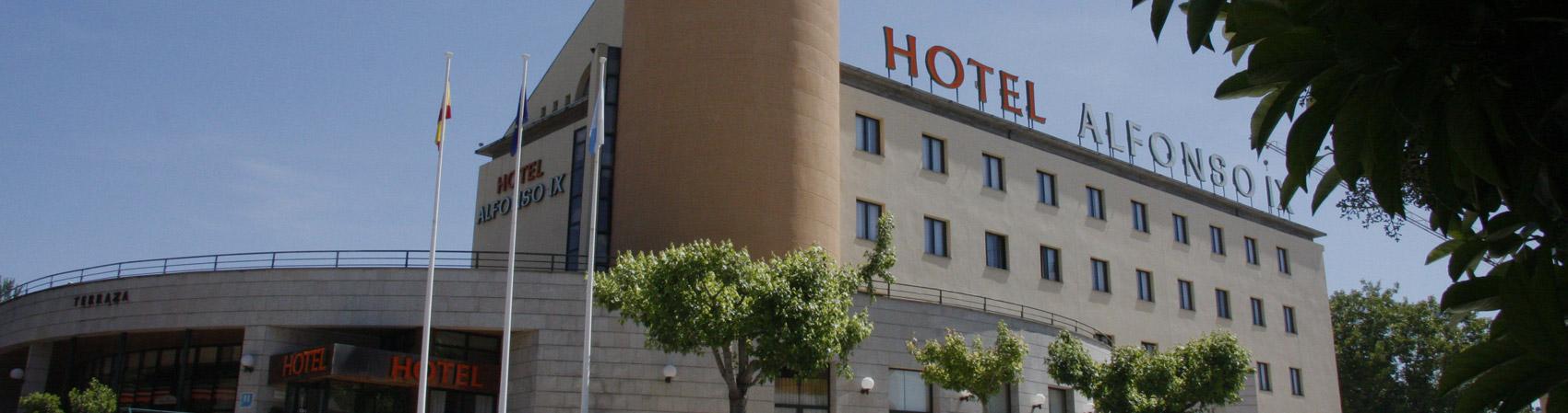 Hotel Alfonso IX Sarria