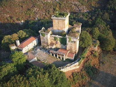 castillos en galicia