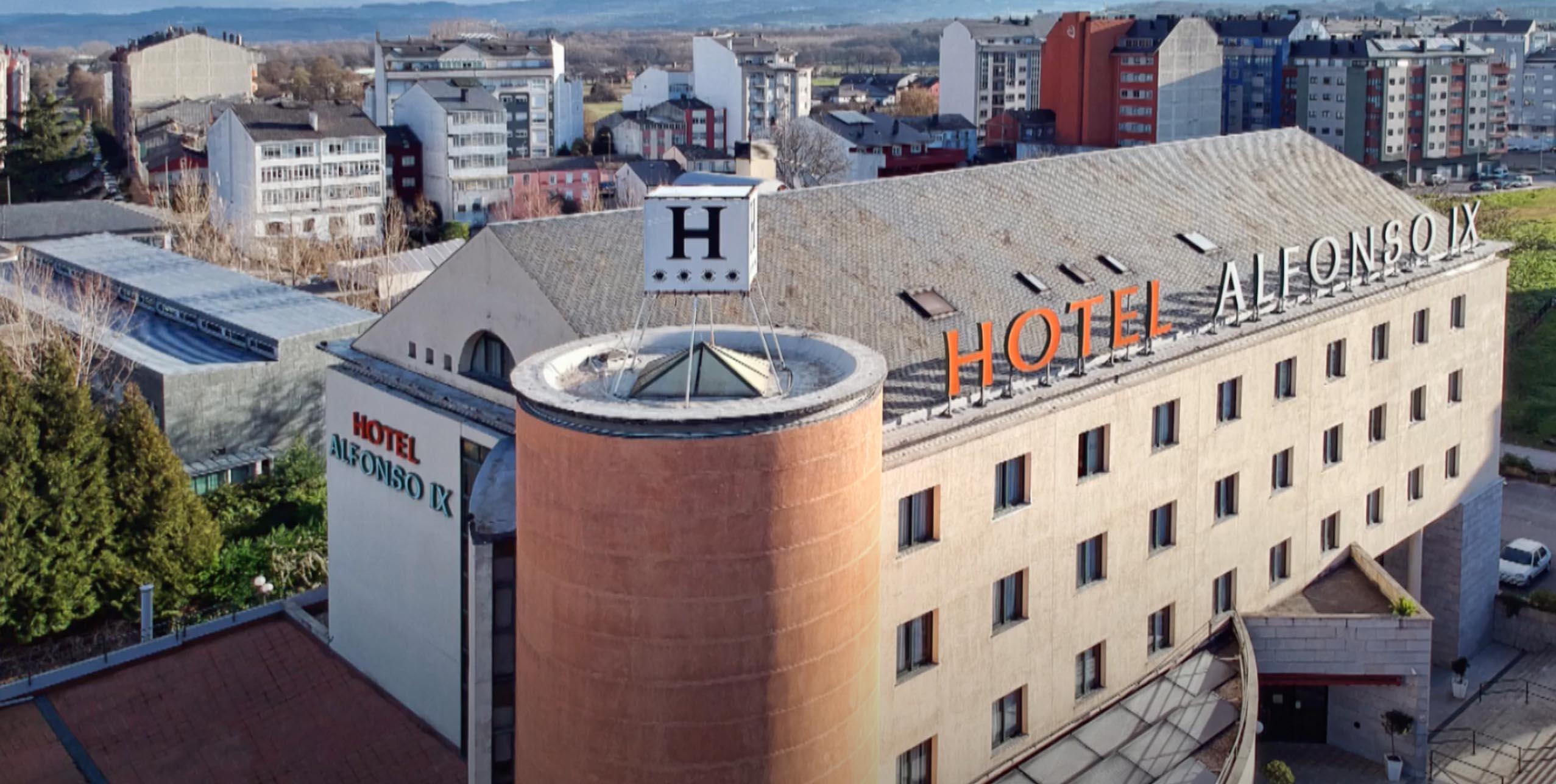 AlfonsoIX-Camino-de-Santiago-Hotel